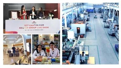 """La primera Feria de Cantón """"basada en la nube"""" permite a las empresas atraer clientes en línea (PRNewsfoto/Canton Fair)"""