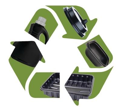 Reciclagem do preto IV (PRNewsfoto/The Shepherd Color Company)