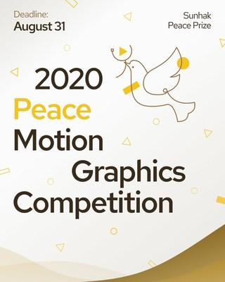 Concurso de Gráficos en Movimiento sobre la Paz de 2020