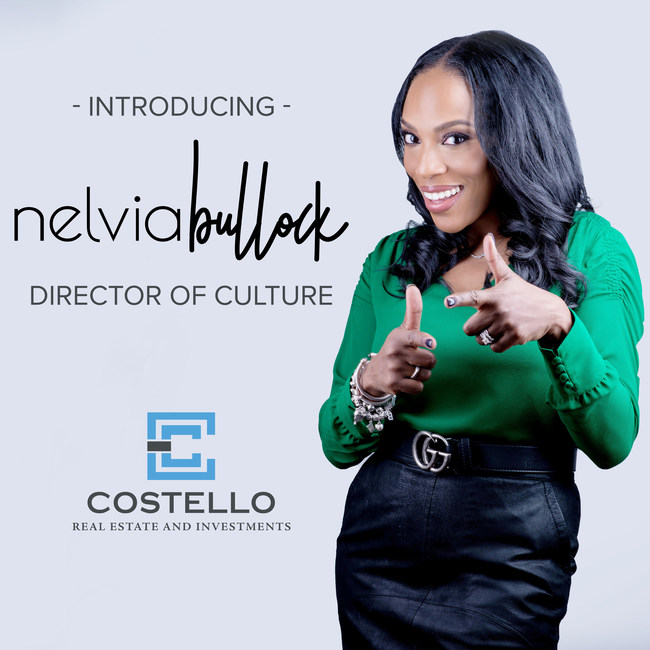 ( Nelvia Bullock, REALTOR® NC & SC, ABR®, PSA | Director of Culture ,Costello REI )