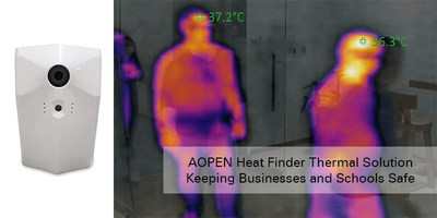 AOPEN Heat Finder Thermal Imaging Solution