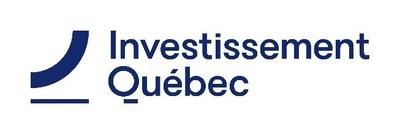 Logo : Investissement Québec (Groupe CNW/Investissement Québec)