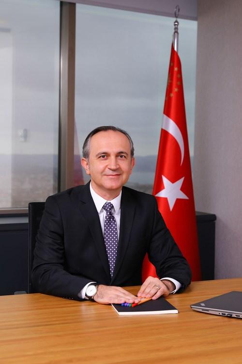 Turkey Wealth Fund CEO, Zafer Sönmez (PRNewsfoto/Turkey Wealth Fund)