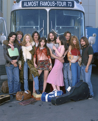 """Members of the 'Almost Famous' Cast, photo credit: The Paramount Pictures Archive; James Andrew Miller's Cadence13 Podcast Series """"Origins: Almost Famous Turns Twenty"""" Launches July 8, 2020"""