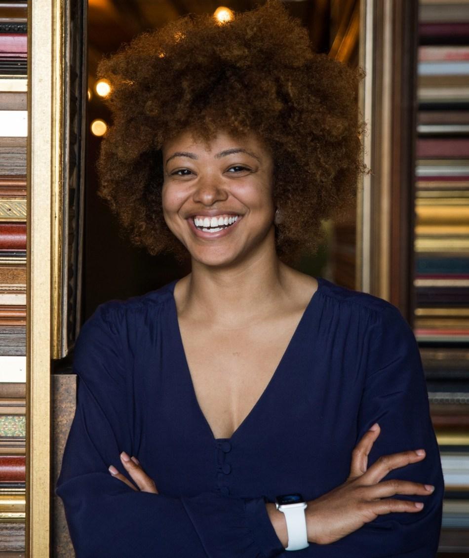 Blue Studios.io Founder, Kelley O.Cambry (PRNewsfoto/Global Millennial Capital)