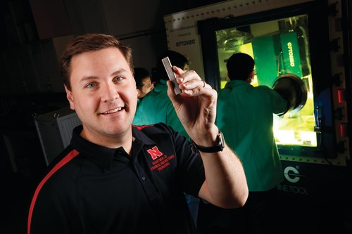 A 2020 SME Outstanding Young Manufacturing Engineer, Michael P. Sealy, PhD, is an assistant professor in the Department of Mechanical & Materials Engineering at the University of Nebraska – Lincoln. Sealy was one of 15 awardees selected.