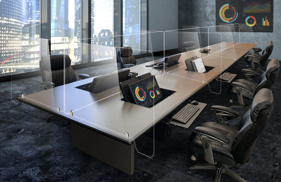 Smartdesks Offers Social Distancing Solutions For Workspaces And Schools In 2020