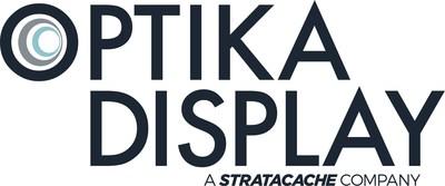 Optika Display logo