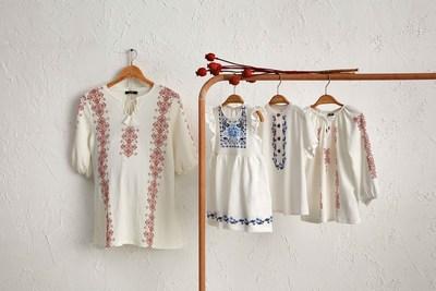 LC Waikiki Romanian Blouse Day Collection