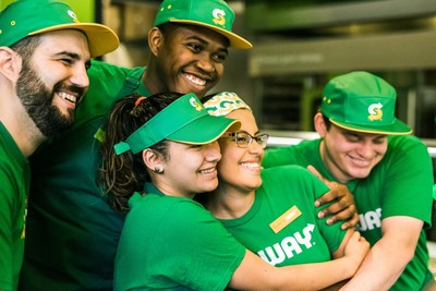 Subway® Restaurants announced its local Franchise Owners seek to hire approximately 50,000 jobs in North American restaurants.