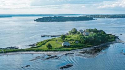 House Island, Maine