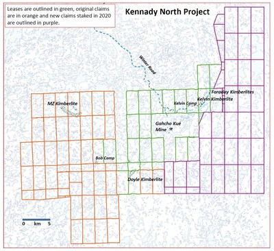Kennady North Project