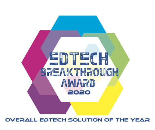 Watermark wins 'Edtech Solution of the Year' for Digital Measures by Watermark.