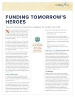 Click here to download the Foundation Source Toolkit for Social Action.