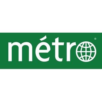 Logo Métro (Groupe CNW/Metro Media)