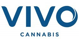 Logo: VIVO Cannabis Inc. (CNW Group/VIVO Cannabis Inc.)