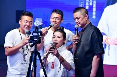 La cantante amateur china Li Yuer organiza un concierto en línea de 9 horas con fines benéficos en Kuaishou, y recibe un total de 2 millones de visitas