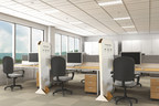 Corrugated Partitions Help Answer COVID-19 Safety Issue for Businesses and Schools