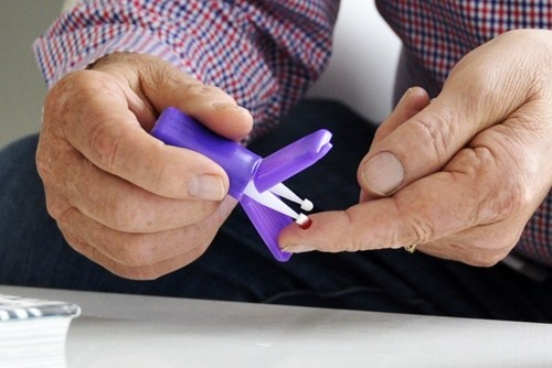 Mitra devices enable telehealth and remote blood collection by anyone, anywhere, anytime.
