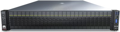 Figura 1 Servidor inteligente FusionServer Pro 2488H V6 (PRNewsfoto/Huawei)