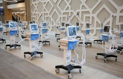 Arcelik完成5000台呼吸机的大批量生产,帮助满足国际需求