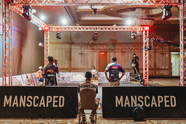 MANSCAPED's brand integrations will be loud and proud inside the arena at the USA Cornhole Club Championships on June 21st and USA Forces on July 3rd.