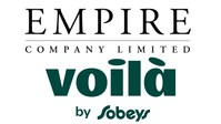 Empire Company Limited; Voilà by Sobeys (CNW Group/Empire Company Limited)