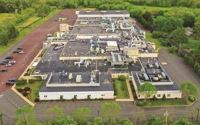 Aeria View of the Facility in Sellersville, Pennsylvania (PRNewsfoto/Piramal Enterprises Limited)