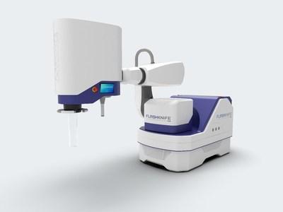 PMB-Alcen anuncia el lanzamiento de FLASHKNiFE, el sistema de radioterapia FLASH destinado a ensayos clínicos.