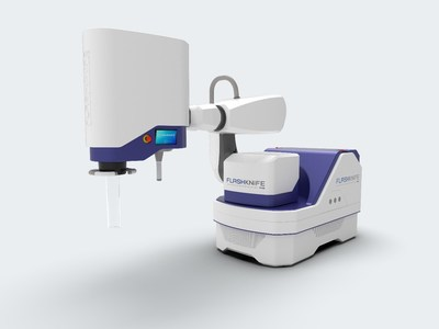 FLASHKNiFE, the FLASH radiotherapy device that will help translate this new technique into clinical practice.