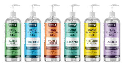 Neptune's New Natural, Plant-Based Hand Sanitizers to Launch in Club Store Channel (CNW Group/Neptune Wellness Solutions Inc.)