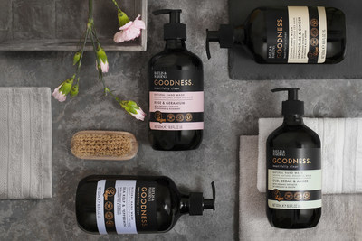 Baylis & Harding's Goodness Natural Hand Wash Collection