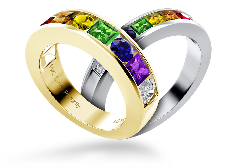 Love Proudly Ring