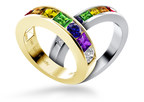 Jared® Celebrates Pride Month with Limited-Edition Ring to Commemorate Five-Year Anniversary of Marriage Equality