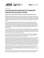 LUMA News Release - ATCO/CU (CNW Group/ATCO Ltd.)