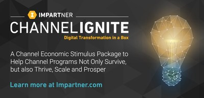Impartner Launches Channel Economic Stimulus Package to Help Channel Programs Not Only Survive, But Also Thrive, Scale and Prosper