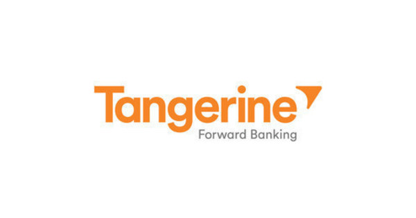 Another first from Tangerine Bank: Sign up as a Client in minutes on the  Tangerine Mobile Banking app with a few taps and a selfie