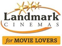 Landmark Cinemas Logo (CNW Group/Landmark Cinemas)