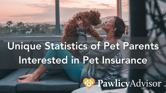 These unique statistics highlight both the importance and the urgency of having pet insurance as COVID-19 strains pet owners' budgets.