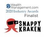 Snappy Kraken Named 2020 Award Finalist in 3 Innovation Categories