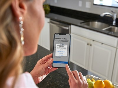 ServiceLink's EXOS Inspect app empowers homeowners to complete fast, easy and secure step-by-step video inspections from their smartphone or tablet when a traditional appraisal inspection is not required. Patent-pending technology features geo-fencing, time-stamping, AI technology and an intuitive user interface.