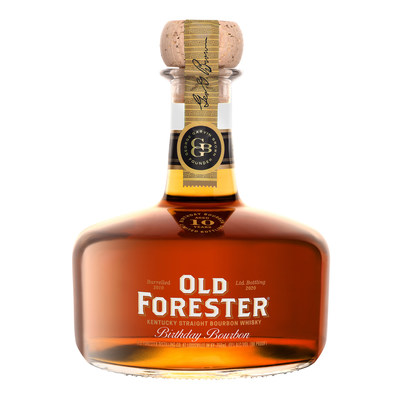 Old Forester Celebrates Founder George Garvin Brown's Birthday with 20th Iteration of Birthday Bourbon