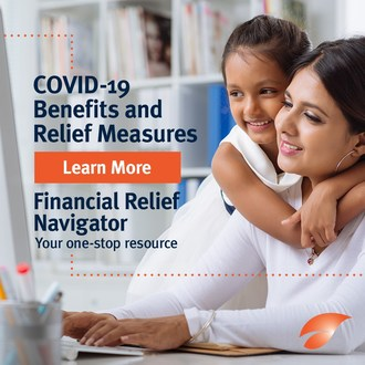 Find all the COVID-19 benefits and financial relief you are eligible for in one clear, easy-to-follow resource (CNW Group/Prosper Canada)