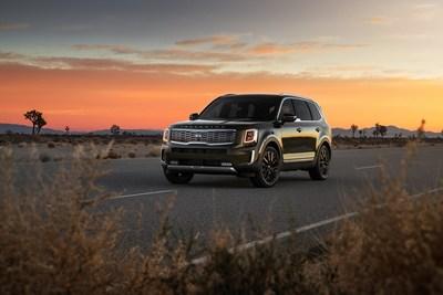 El Telluride es el SUV de Invierno del Año de la New England Motor Press Association