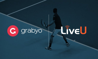 LiveU and Grabyo announce new partnership