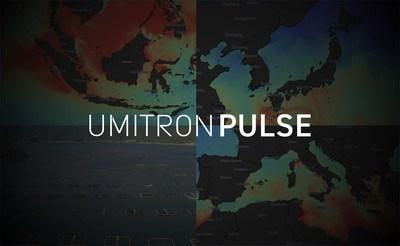 O UMITRON PULSE será um novo serviço de dados oceânicos por satélite para a aquicultura.