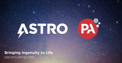 Astro Studios joins PA Consulting