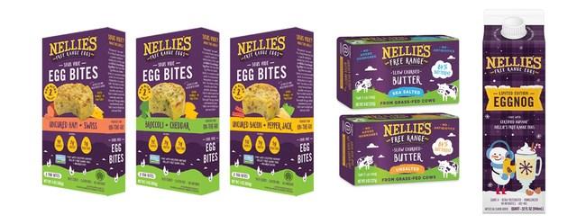 (PRNewsfoto/Nellie's Free Range Eggs)