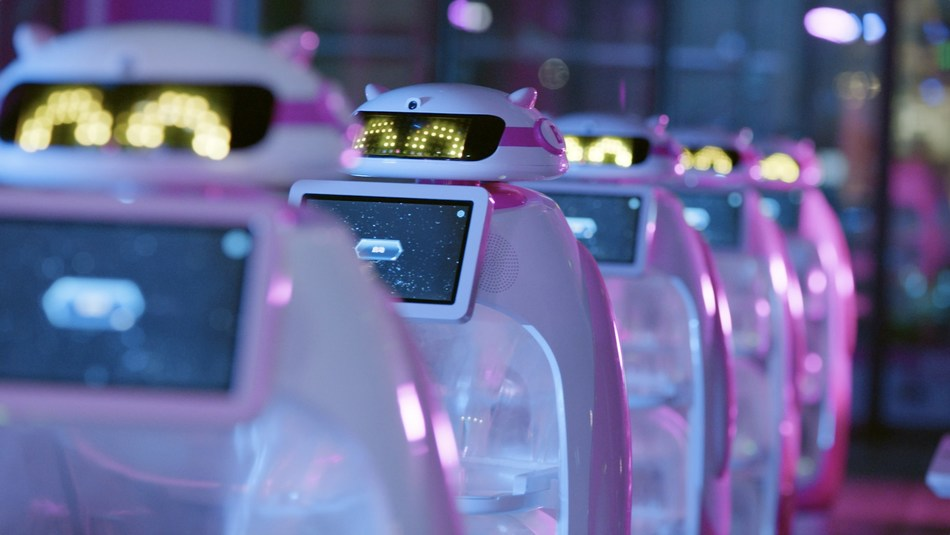 Country Garden Builds the World's First-ever Robot Restaurant Complex in Guangdong, China