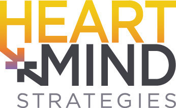 Heart+Mind Strategies logo